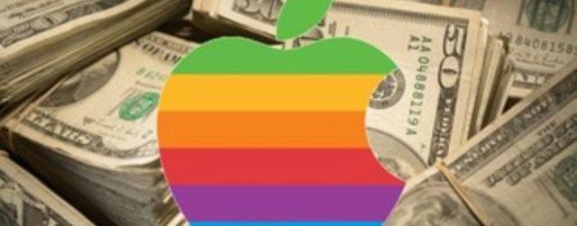 Apple có giá trị lớn hơn thị trường chứng khoán Nga