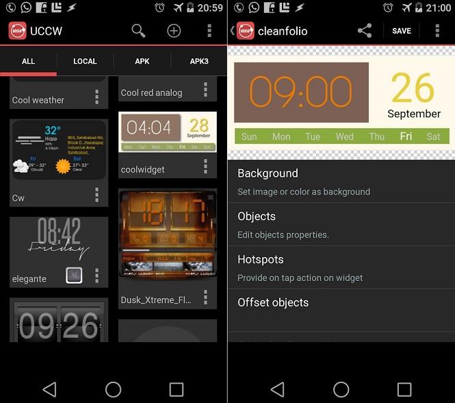 12 ứng dụng trên Android khiến các iFan phải ghen tị