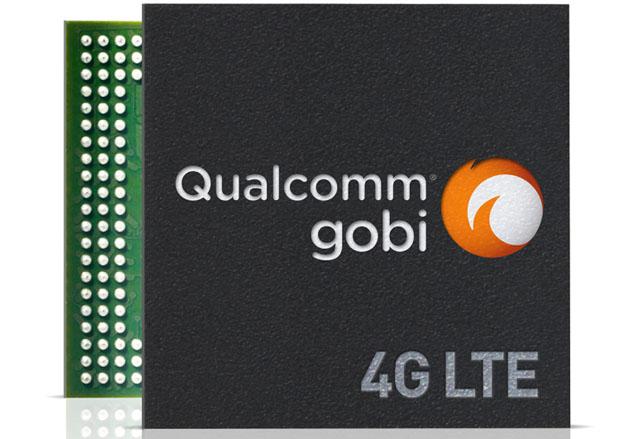 Qualcomm trình làng modem LTE Cat. 10 giúp smartphone có tốc độ tải về 450MBps