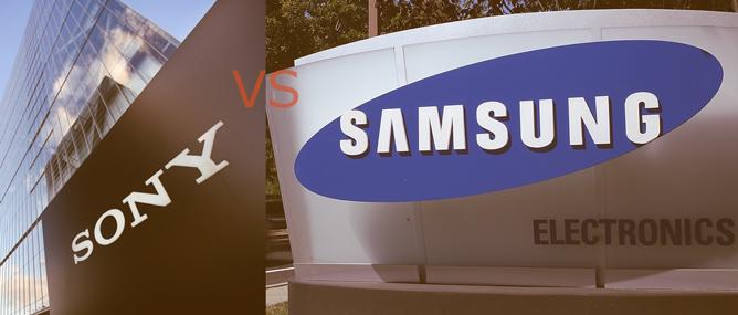 """Samsung tiếp tục """"dạy"""" Sony về khả năng thích ứng"""
