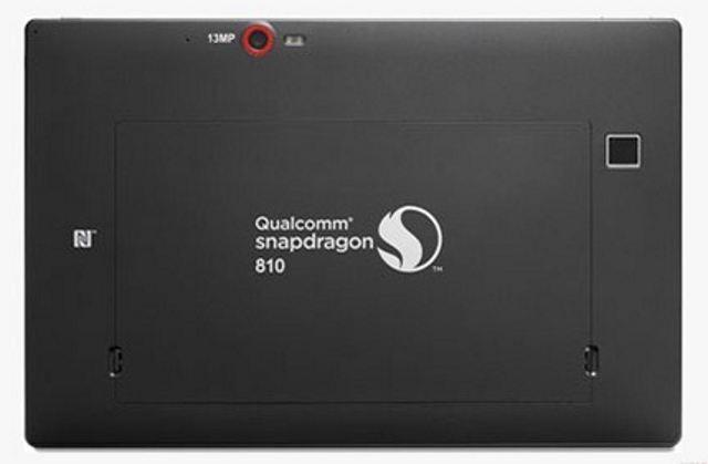 Qualcomm bán thiết bị mẫu, cấu hình cực khủng