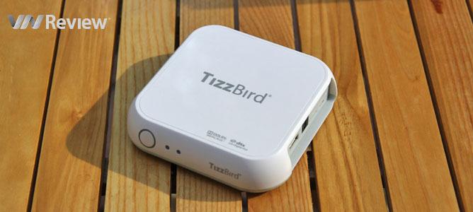 Tặng bạn đọc đầu phát TizzBird S20T