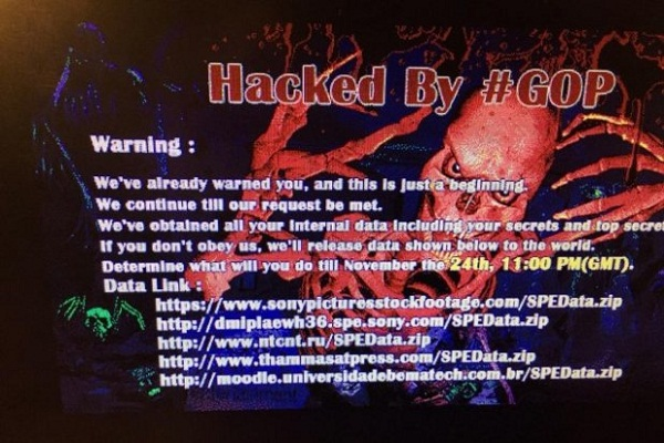 Sony có thể bị hack bởi chính nhân viên của mình