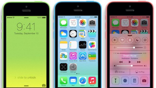 iPhone 5c và iPhone 4S sẽ bị khai tử trong năm 2015