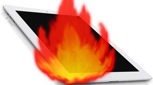 """""""iPad mới không nóng hơn laptop"""""""
