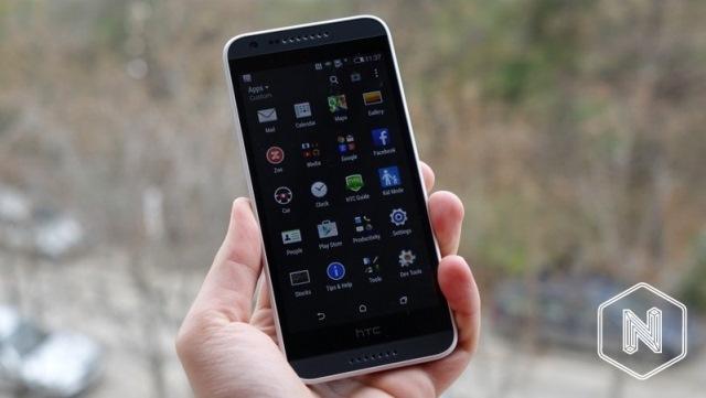 HTC rục rịch ra mắt HTC 620