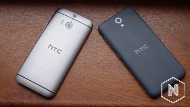 HTC tiếp tục thực hiện một bước tiến mạnh mẽ trên thị trường tầm trung khi mang một số điểm mạnh của dòng One đầu bảng lên một chiếc điện thoại lõi tứ giá rẻ mới.