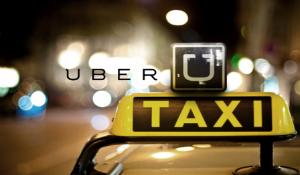 Dùng Uber thay taxi là phạm luật