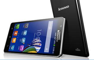 Lenovo ra mắt smartphone A536 màn 5 inch, lõi tứ giá 2,79 triệu đồng