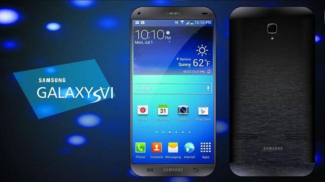 Samsung Galaxy S6 sẽ có hai phiên bản?