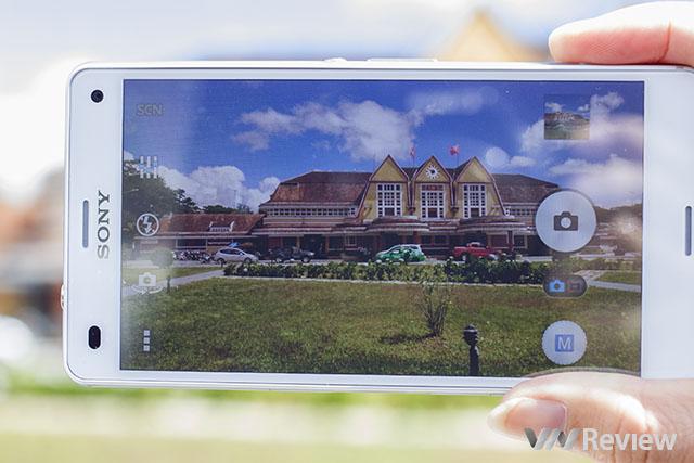 Đánh giá nhanh Sony Xperia Z3 Compact
