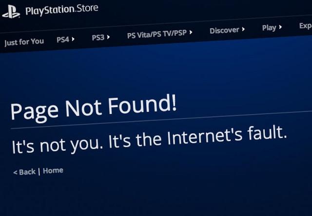 """Cả dịch vụ chơi game qua mạng PlayStation Network và cửa hàng trực tuyến PlayStation Store đều đã bị đánh sập vào chủ nhật vừa qua. Nhóm hacker """"Lizard Squad"""" đứng lên nhận trách nhiệm về vụ việc này."""