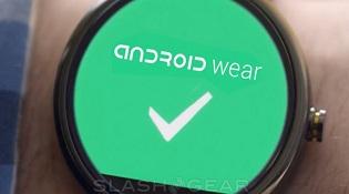 Nhiều điểm mới trong Android Wear 1.0.2