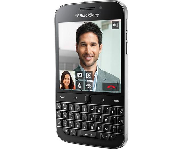 Lộ thêm tính năng của BlackBerry Classic với camera có khả năng chụp HDR