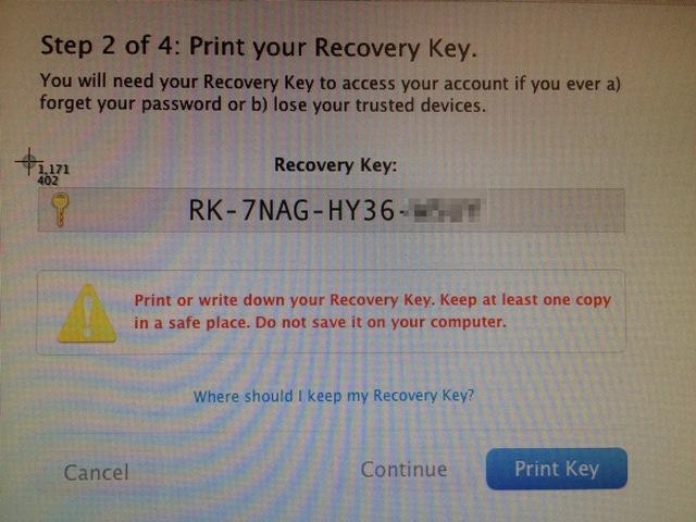 http://bgr.com/2014/12/09/itunes-two-factor-itunes-authentication/ Xác thực 2 yếu tố giúp bảo vệ tài khoản của bạn ngay cả khi kẻ xấu đã biết mật khẩu của bạn.  Apple khẳng định người dùng vẫn có thể lấy recovery key từ một thiết bị được tin cậy