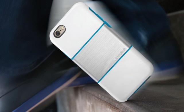 """Để được Apple """"đóng dấu"""" chất lượng cho sản phẩm vỏ ốp của mình, các nhà sản xuất sẽ phải đáp ứng một tiêu chuẩn khá khó nhằn: bảo vệ cho iPhone từ mọi góc độ khi rơi từ độ cao 1 mét."""