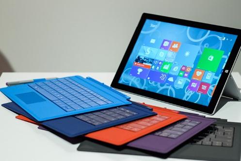 Những mẫu tablet nổi bật nhất trong năm 2014