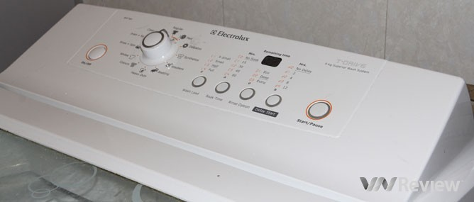 Hướng dẫn sử dụng máy giặt Electrolux EWT705, EWT905