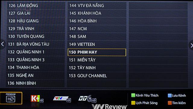 Đánh giá đầu phát FPT Play HD