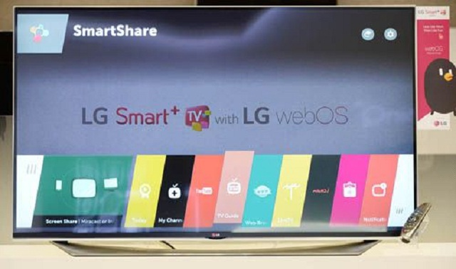 LG ra mắt webOS 2.0 cho TV thông minh trong năm 2015