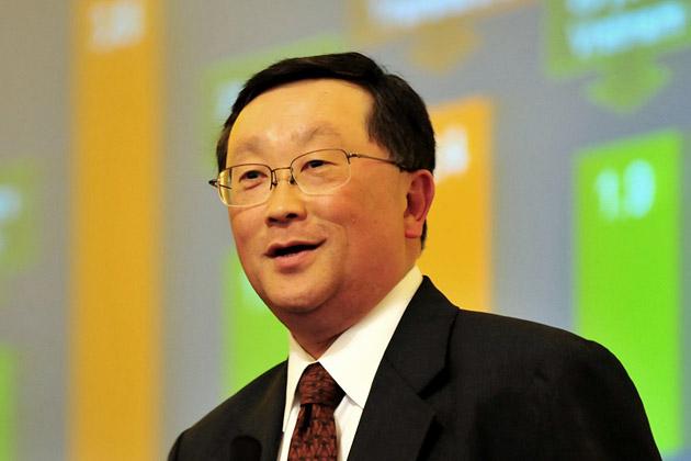 Với khoản lãi 6 triệu USD và doanh thu 793 triệu USD trong quý vừa qua, BlackBerry đang dần hồi phục dưới bàn tay lãnh đạo của CEO John Chen.