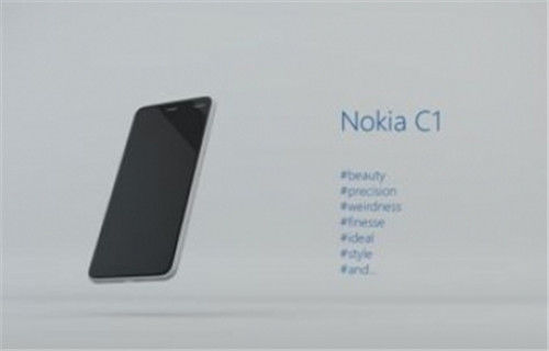Rò rỉ Nokia C1