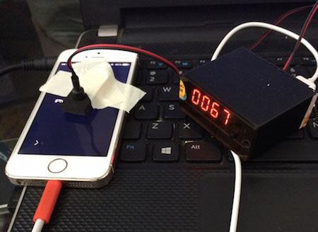 Thiết bị mở khoá passcode cho iPhone