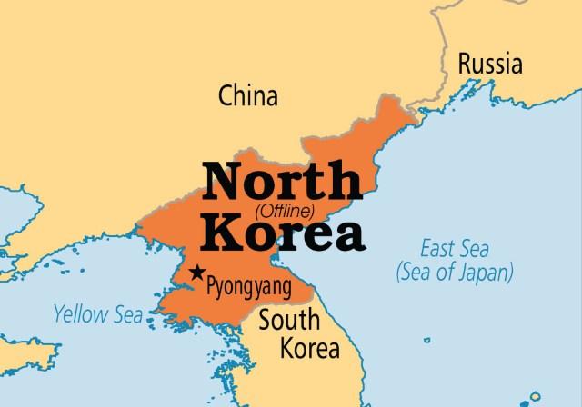 Internet Bắc Triều Tiên tê liệt hoàn toàn do bị tấn công DDoS?