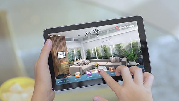 Công nghệ nhà thông minh đang ngày càng phổ biến tại Việt Nam