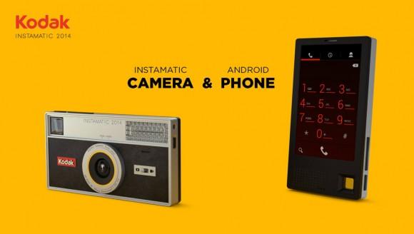 Kodak sẽ giới thiệu smartphone chụp ảnh tại CES 2015