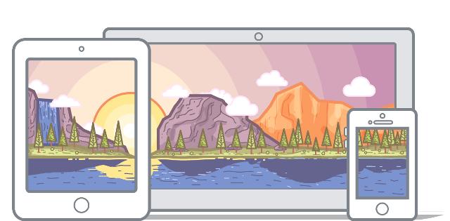 """Trong khi iOS đã thay đổi rất nhiều với iOS 7 và 8, hệ điều hành máy tính của Apple cũng đã tiến hóa rất nhiều. Hãy cùng điểm lại các phiên bản của hệ điều hành trên các máy Mac, không phải thông qua những tấm ảnh chụp màn hình khô cứng, mà là qua các bức tranh vẽ vui nhộn từ các """"nghệ sĩ"""" của Internet."""