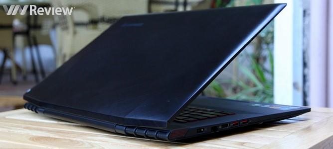 Đánh giá laptop chuyên game Lenovo Y70 Touch