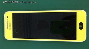 Samsung Galaxy S6 rò rỉ với khung nhôm, màn hình 5.5 inch