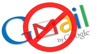 Dịch vụ Gmail đã bị chặn hoàn toàn ở Trung Quốc