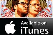 The Interview đã chính thức có mặt trên iTunes