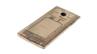 LG tung video giới thiệu điện thoại trong suốt Fx0