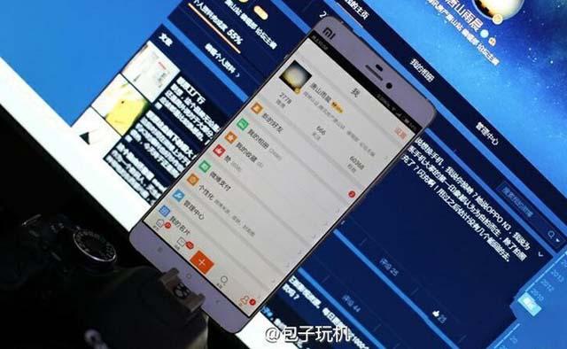 Lộ diện Xiaomi Mi5 phiên bản màu đen