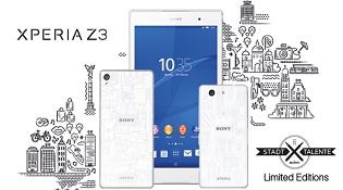 Sony giới thiệu loạt điện thoại Limited Edition Xperia mới