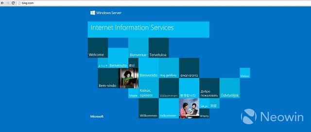 Bing, MSN, Outlook.com, Hotmail đồng loạt gặp sự cố