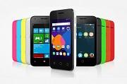 """Alcatel giới thiệu dòng smartphone PIXI 3 chạy """"ba"""" hệ điều hành"""