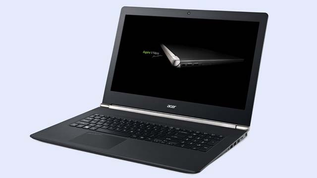 Acer ra laptop Aspire V 17 Nitro có camera 3D