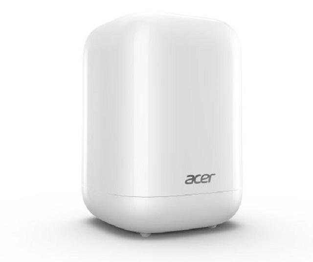 Acer giới thiệu máy tính giải trí nhỏ gọn Revo One