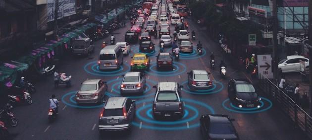 Startup biến hàng trăm ô tô ở Tây Ban Nha thành WiFi Router