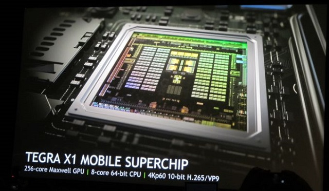 """NVIDIA ra mắt """"siêu chip"""" Tegra X1"""