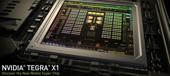 """NVIDIA ra mắt """"siêu vi xử lý"""" di động Tegra X1"""