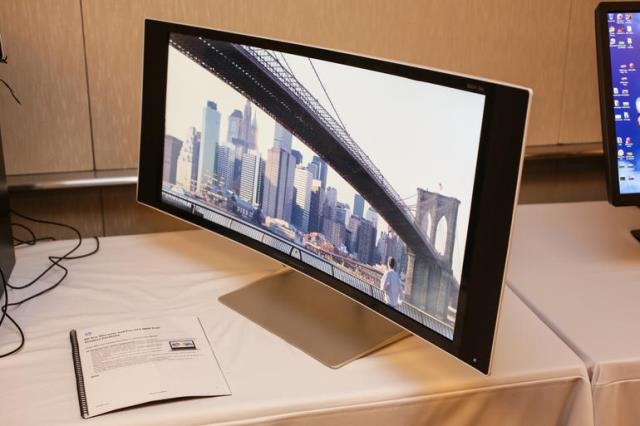 HP ra mắt màn hình thực tại ảo Zvr và loạt màn hình 4K, 5K