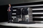 LG giới thiệu hệ thống máy giặt hai lồng mới