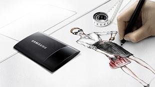 Samsung ra mắt SSD siêu di động dung lượng 1TB