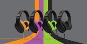 Độc đáo tai nghe có thể sạc điện thoại