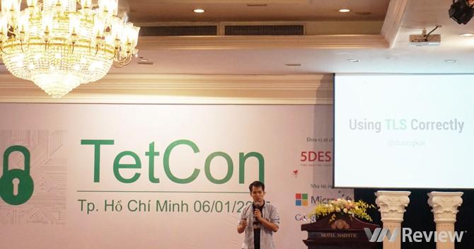 Hội thảo Bảo mật Thông tin TetCon 2015